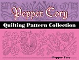 Pepper Cory Quilting Pattern Collection | Pepper Cory |