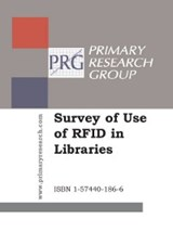 Survey of Use of RFID in Libraries | Primary Research Group Staff |