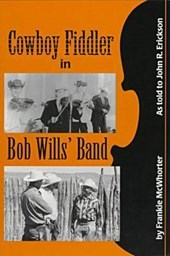 Cowboy Fiddler in Bob Wills' Band