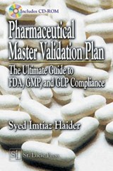 Pharmaceutical Master Validation Plan | Syed Imtiaz Haider |