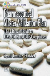 Pharmaceutical Master Validation Plan
