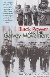 Black Power And the Garvey Movement | Theodore G. Vincent |