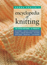 Donna Kooler's Encyclopedia of Knitting | Donna Kooler |