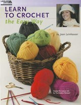 Learn to Crochet the Easy Way | Jean Leinhauser |