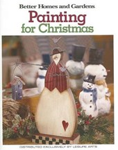 Better Homes and Gardens Painting for Christmas