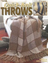 Quick-Knit Throws