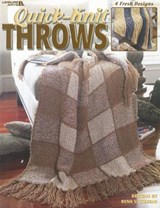 Quick-Knit Throws |  |