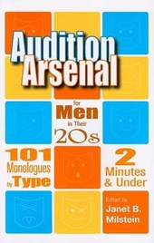 Audition Arsenal for Men in Their 20s