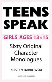 Teens Speak Girls Ages 13 To 15