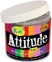 Kids' Attitude in a Jar