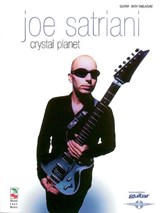 Joe Satriani - Crystal Planet | auteur onbekend |