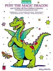 Puff the Magic Dragon And 54 Other All-time Children's Favorites | Hal Leonard Publishing Corporation |