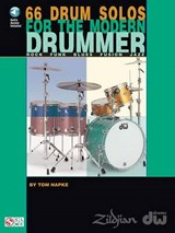 66 Drum Solos for the Modern Drummer | auteur onbekend |