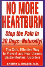 No More Heartburn | Sherry A. Rogers |