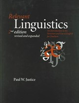 Relevant Linguistics | Paul W. Justice |