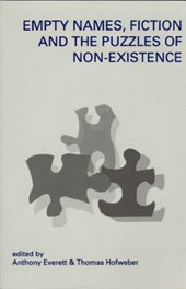 Emoty Names, Fiction & the Puzzles of Non-Existence