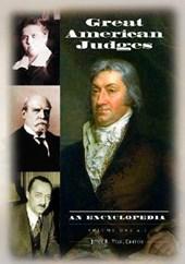 Great American Judges [2 Volumes]