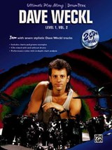 Ultimate Play-Along for Drums | Dave Weckl |