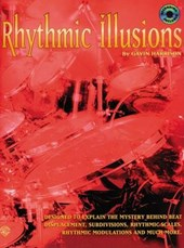 Rhythmic Illusions [With CD] | Gavin Harrison |