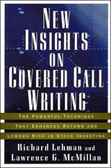 New Insights on Covered Call Writing | Richard Lehman |