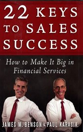 22 Keys to Sales Success