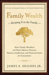 Family Wealth-Keeping It in the Family- | James E. Hughes |