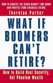 What If Boomers Can't Retire?
