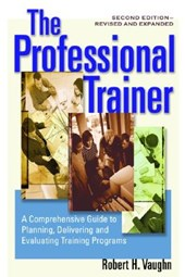 The Professional Trainer | Robert H. Vaughn |