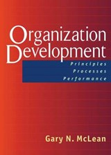 Organization Development | Gary N. McLean |