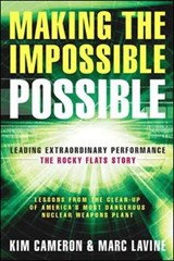 Making the Impossible Possible | Kim Cameron |