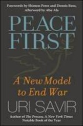Peace First | Uri Savir |