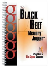 The Black Belt Memory Jogger | Six Sigma Academy |
