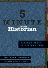 5 Minute Church Historian | Rick Cornish |