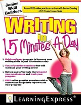 Writing in 15 Minutes a Day |  |