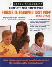 Praxis II Parapro Test Prep 0755 &