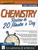 Chemistry Review in 20 Minutes a Day |  |