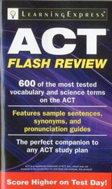 ACT Flash Review |  |