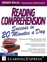 Reading Comprehension Success in 20 Minutes a Day | auteur onbekend |