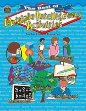The Best of Multiple Intelligences Activities | Teacher Created Materials Inc |