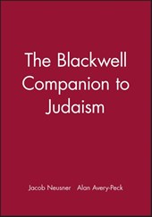 The Blackwell Companion to Judaism | Jacob Neusner |