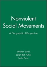 Nonviolent Social Movements | Stephen Zunes |