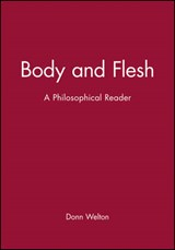 Body and Flesh | Donn Welton |
