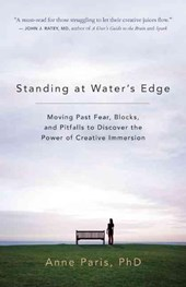 Standing at Water's Edge