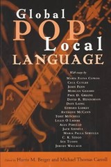 Global Pop, Local Language | Michael Thomas Carroll |