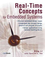 Real-Time Concepts for Embedded Systems | Qing Li |
