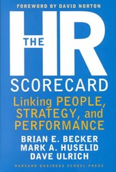 The HR Scorecard | Brian E. Becker |