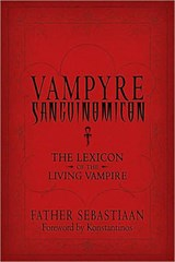 Vampyre Sanguinomicon | Father Sebastiaan |