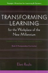 Transforming Learning for the Workplace of the New Millennium - Book | Eleni Roulis |