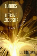 Qualities for Effective Leadership | auteur onbekend |
