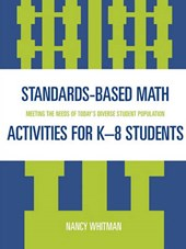Standards-Based Math Activities for K-8 Students